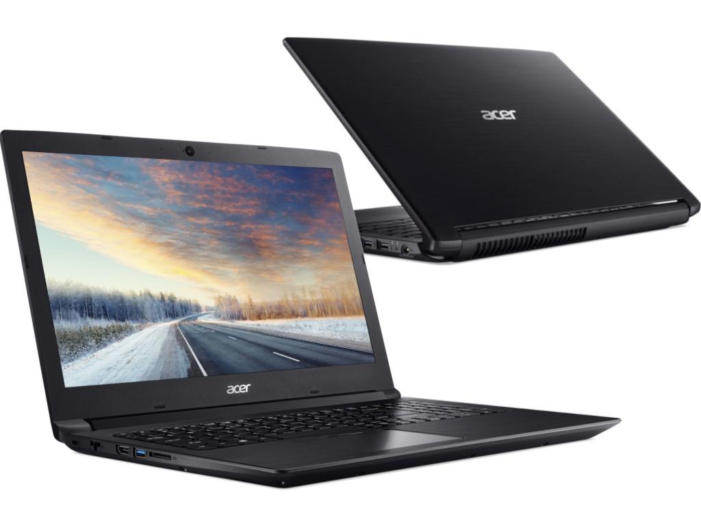 Ноутбук Acer Aspire A315-41G-R3AT Black NX.GYBER.022 (AMD Ryzen 7 2700U 2.2 GHz/8192Mb/500Gb+128Gb SSD/AMD Radeon 535 2048Mb/Wi-Fi/Bluetooth/Cam/15.6/1920x1080/Linux)