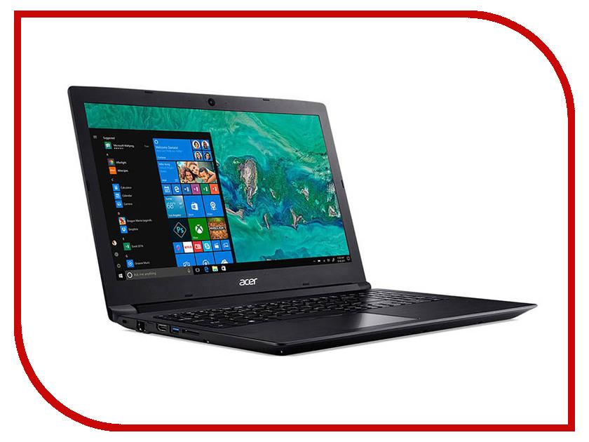 Ноутбук Acer Aspire A315-53G-324R Black NX.H1AER.007 (Intel Core i3-8130U 2.2 GHz/8192Mb/256Gb SSD/nVidia GeForce MX130 2048Mb/Wi-Fi/Bluetooth/Cam/15.6/1920x1080/Windows 10 Home 64-bit) цена