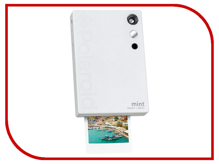 Фотоаппарат Polaroid Mint White POLSP02W