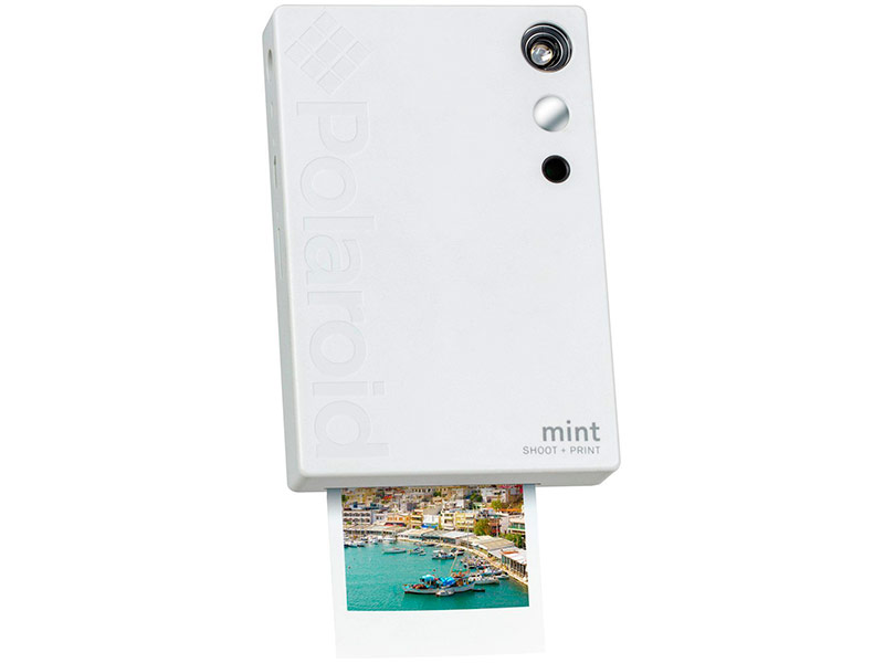 Фотоаппарат Polaroid Mint White POLSP02W