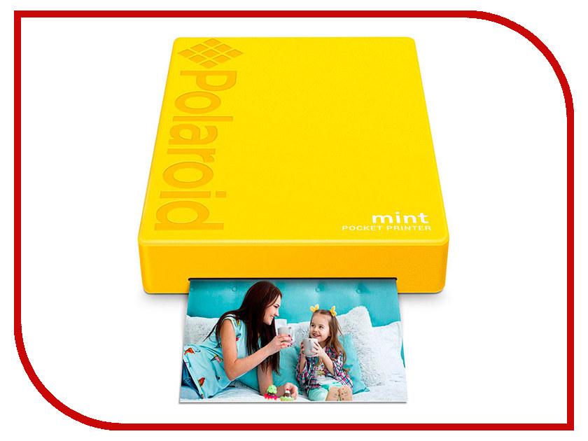 Принтер Polaroid Mint Yellow POLMP02Y