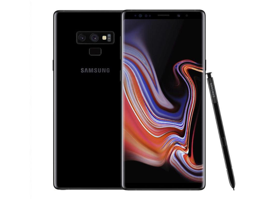 Сотовый телефон Samsung Galaxy Note 9 512GB Black