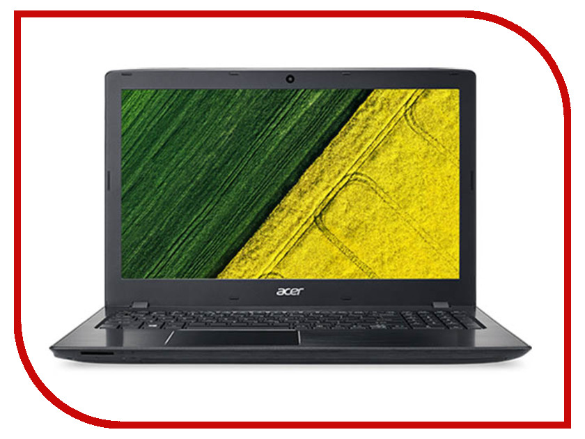 Ноутбук Acer Aspire E5-576G-31Y8 Black NX.GVBER.032 (Intel Core i3-7020U 2.3 GHz/8192Mb/500Gb+128Gb SSD/DVD-RW/nVidia GeForce MX130 2048Mb/Wi-Fi/Bluetooth/Cam/15.6/1920x1080/Windows 10 Home 64-bit)