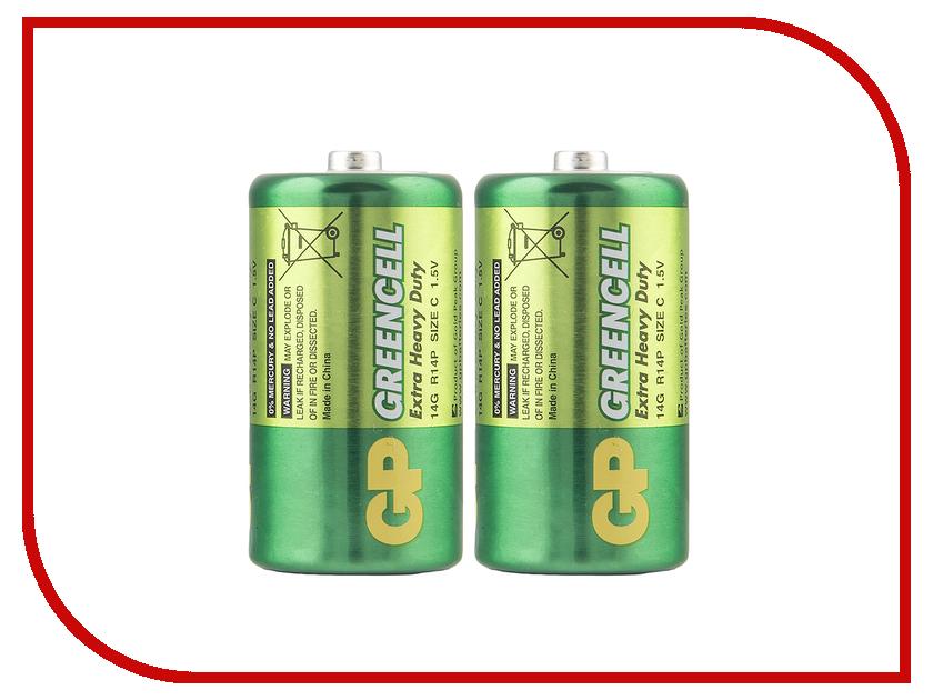 Батарейка C - GP R14 14G-OS2 (2 штуки)