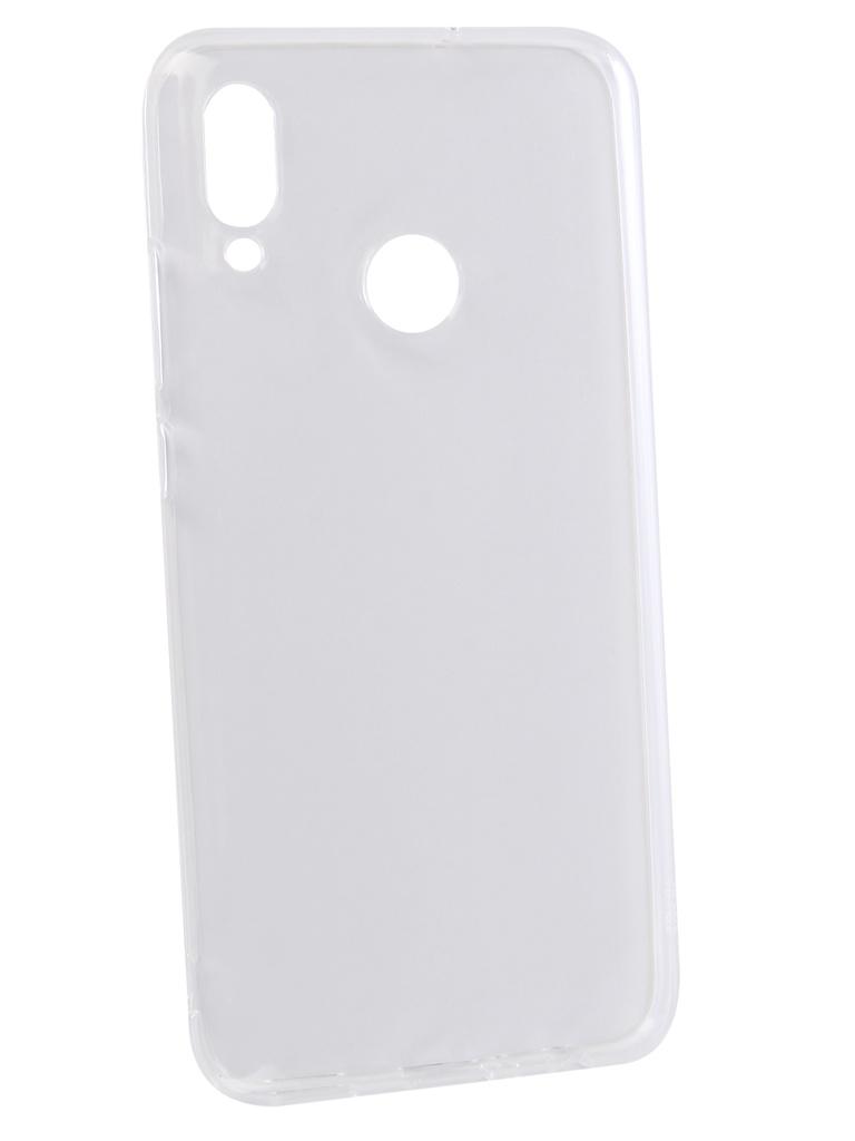 Чехол DF для Honor 10 Lite Silicone Super Slim hwCase-67