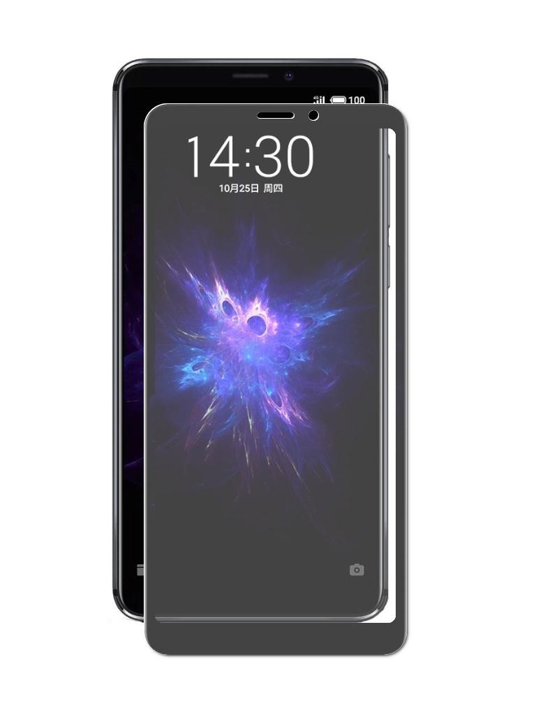 купить Аксессуар Закаленное стекло DF для Meizu Note 8/M 8 Note Full Screen Black mzColor-30 недорого