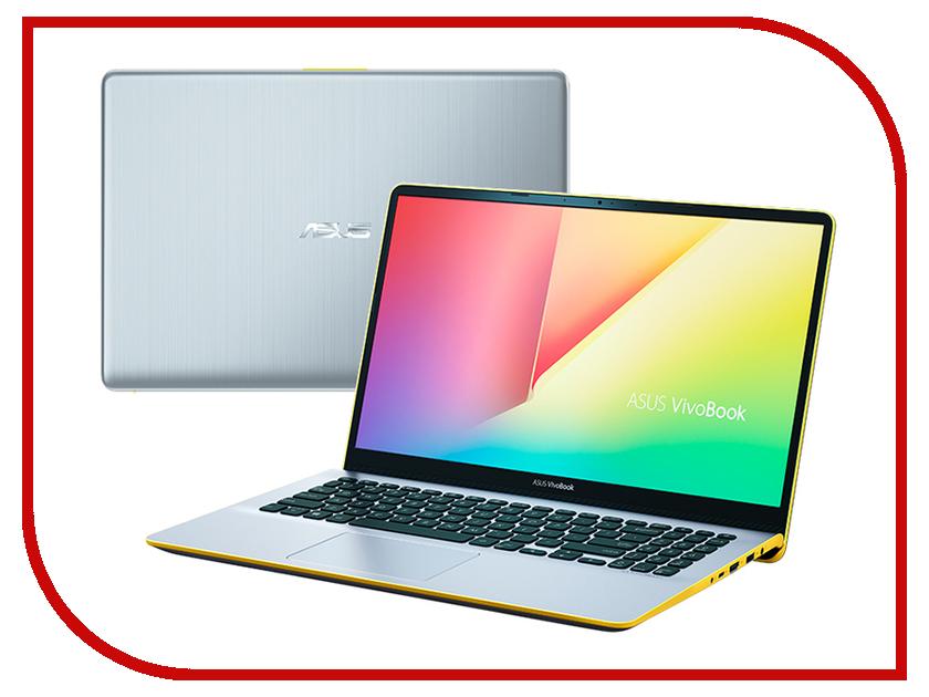 Ноутбук ASUS VivoBook S530UA-BQ235T Silver 90NB0I94-M05310 (Intel Core i3-8130U 2.2 GHz/8192Mb/256Gb SSD/Intel HD Graphics/Wi-Fi/Bluetooth/Cam/15.6/1920x1080/Windows 10 Home 64-bit) ноутбук asus ux331ual eg060r 90nb0ht3 m03490 deep dive blue intel core i3 8130u 2 2 ghz 8192mb 256gb ssd no odd intel hd graphics wi fi bluetooth cam 13 3 1920x1080 windows 10 64 bit