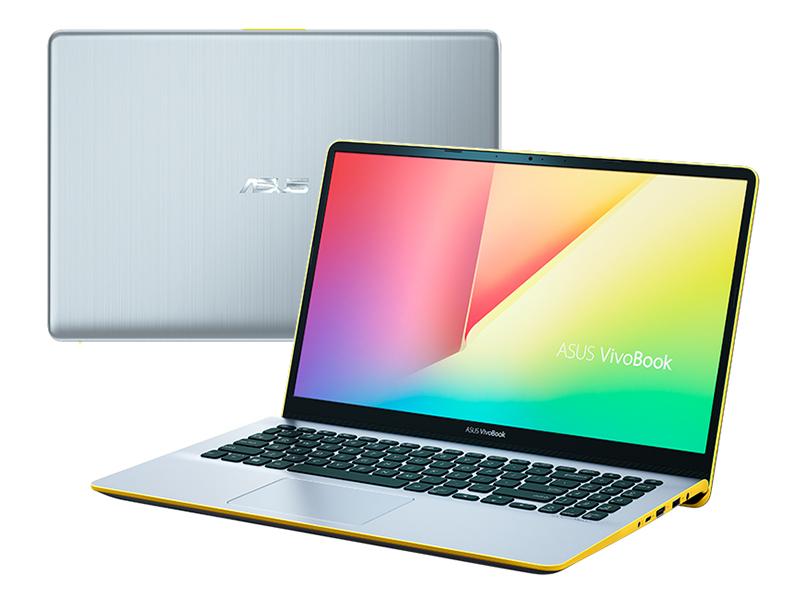 Ноутбук ASUS VivoBook S530UA-BQ235T Silver 90NB0I94-M05310 (Intel Core i3-8130U 2.2 GHz/8192Mb/256Gb SSD/Intel HD Graphics/Wi-Fi/Bluetooth/Cam/15.6/1920x1080/Windows 10 Home 64-bit)