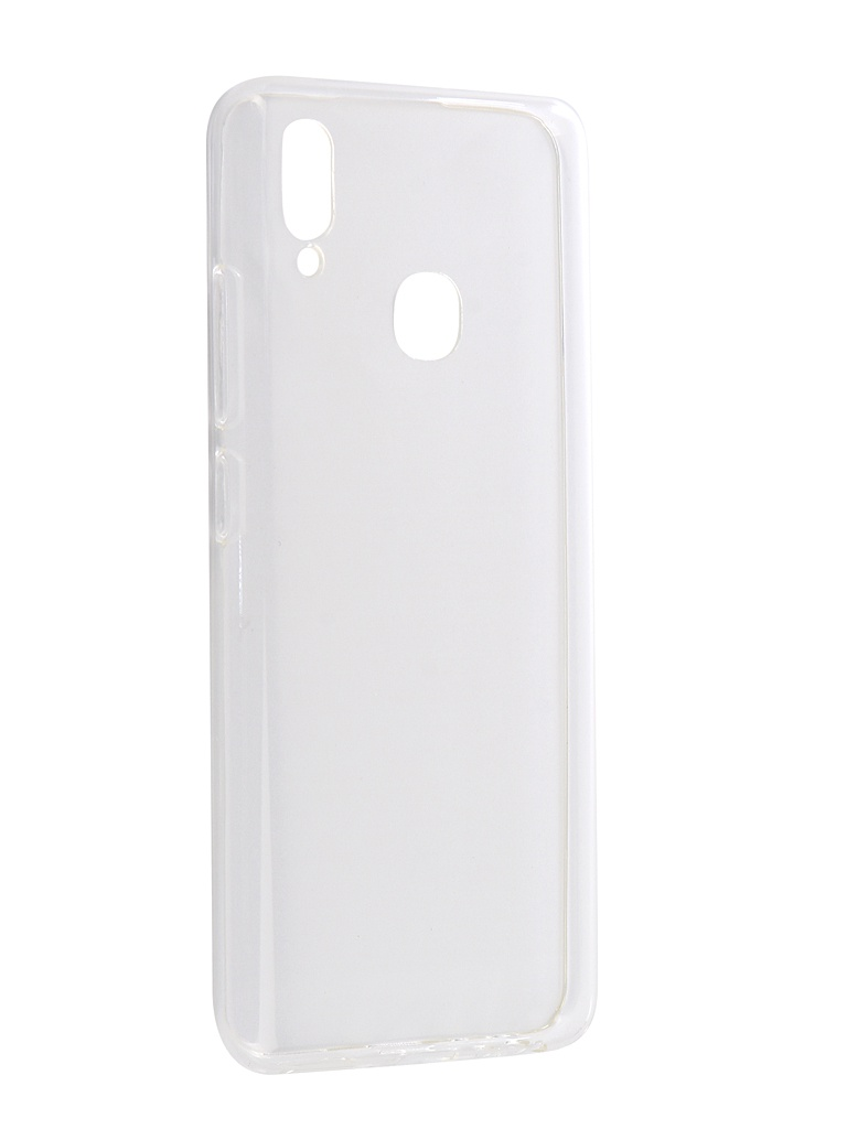 Аксессуар Чехол Zibelino для Vivo Y95/Y91 Ultra Thin Case Transparent ZUTC-VIV-Y95-WHT