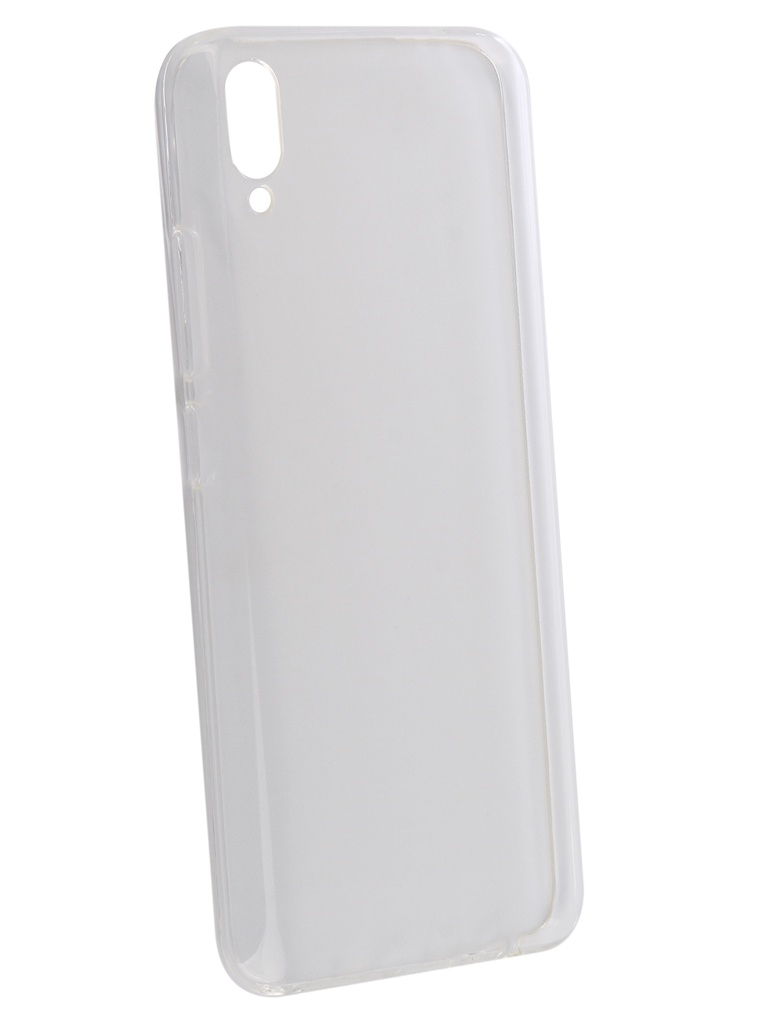 Аксессуар Чехол Zibelino для Vivo V11 Ultra Thin Case Transparent ZUTC-VIV-V11-WHT