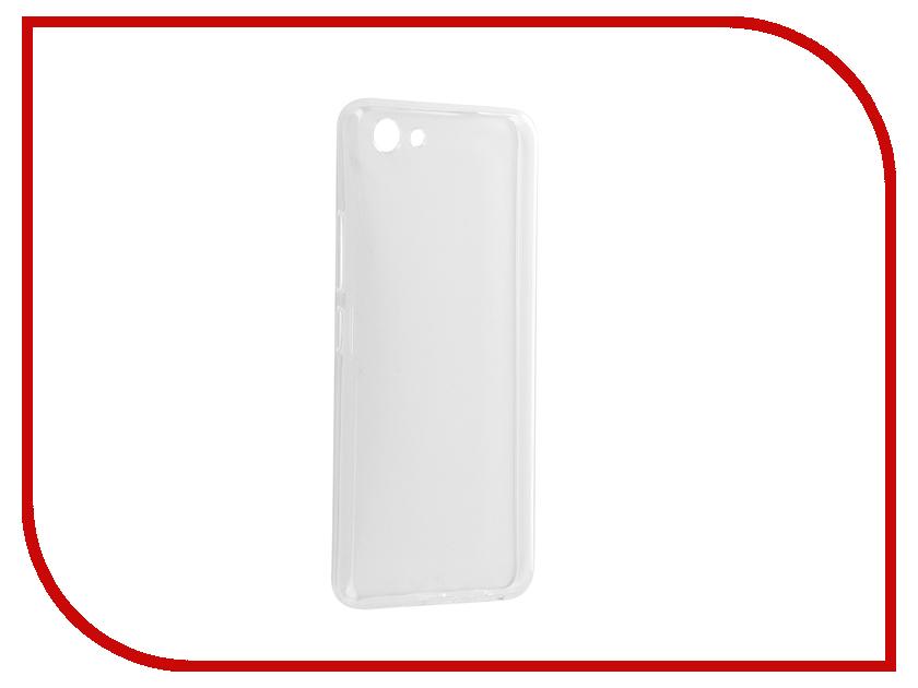 Аксессуар Чехол для Vivo Y83/Y81 Zibelino Ultra Thin Case Transparent ZUTC-VIV-Y83-WHT бра n light 570 4n wht