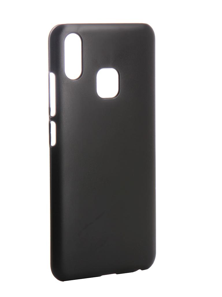 Аксессуар Чехол Zibelino для Vivo Y95/Y91 Hard Plast Black ZHP-VIV-Y95-BLK