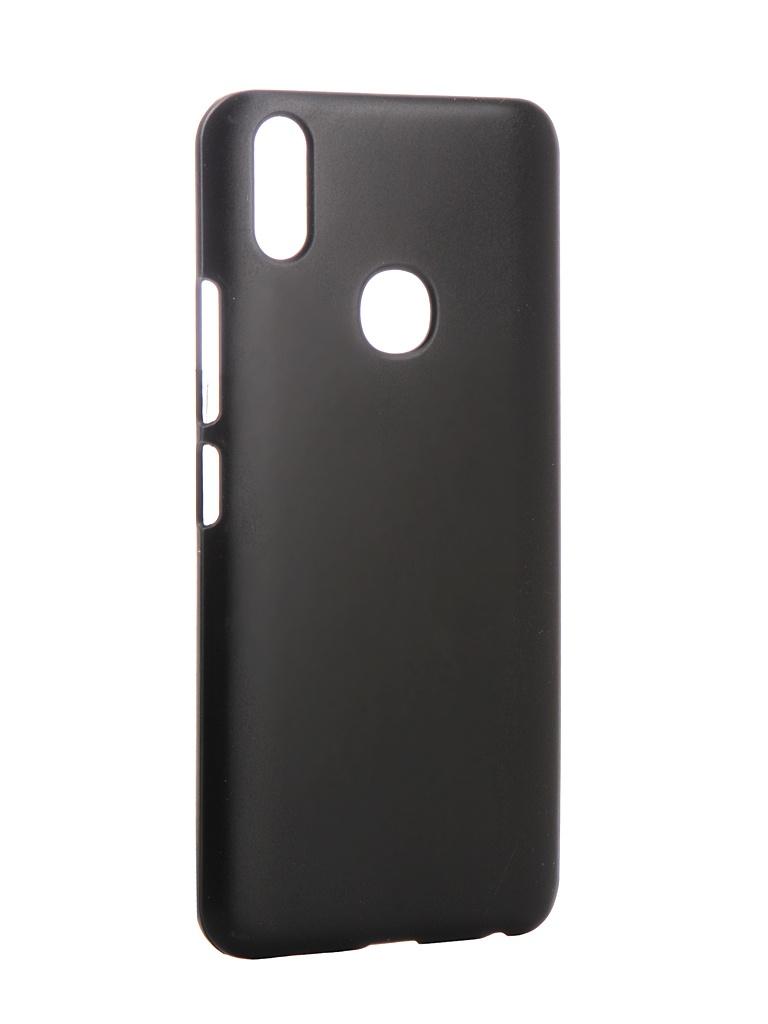 Аксессуар Чехол Zibelino для Vivo Y85/V9 Hard Plast Black ZHP-VIV-Y85-BLK аксессуар чехол zibelino для huawei mate 20x hard plast black zhp hua mat20x blk