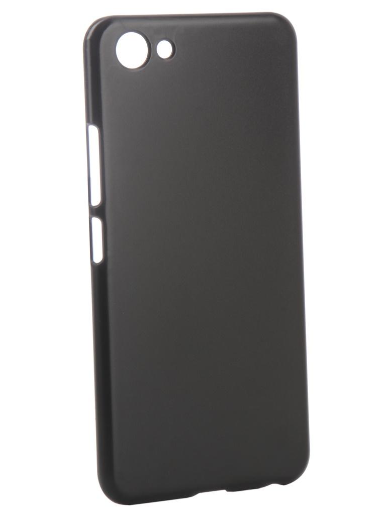 Аксессуар Чехол Zibelino для Vivo Y83/Y81 Hard Plast Black ZHP-VIV-Y83-BLK аксессуар чехол zibelino для huawei mate 20x hard plast black zhp hua mat20x blk