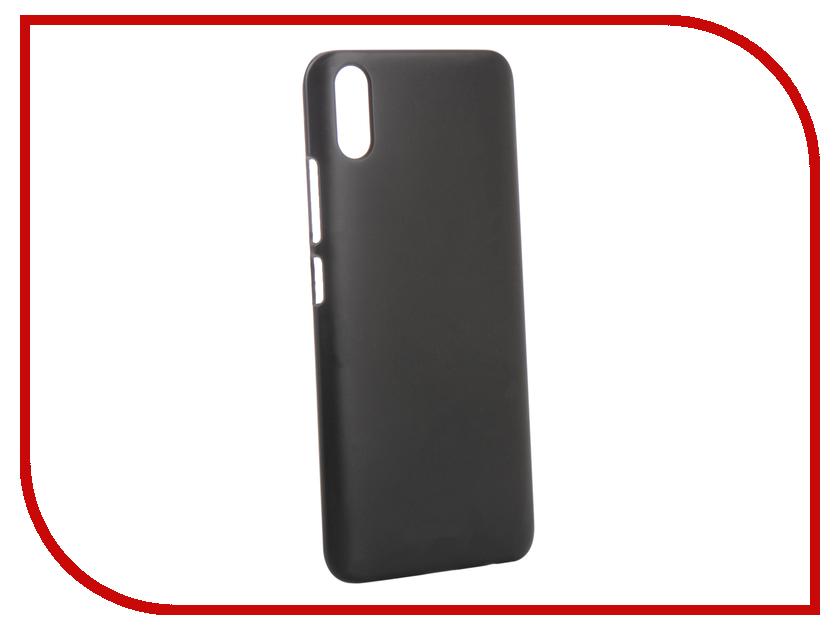 купить Аксессуар Чехол для Vivo V11 Zibelino Hard Plast Black ZHP-VIV-V11-BLK онлайн