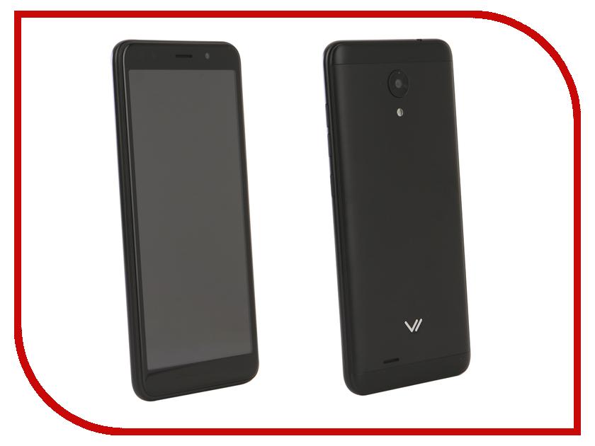 Сотовый телефон Vertex Impress Aqua LTE Black VAQBLK сотовый телефон vertex impress tor black orange