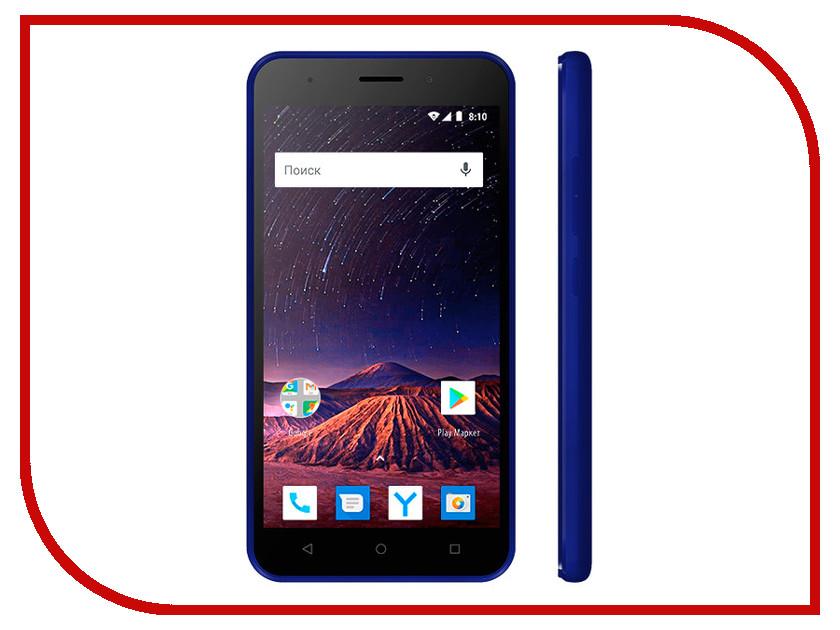 Сотовый телефон Vertex Impress Luck NFC LTE Blue VLCKNFCBL vertex vertex impress luck gold