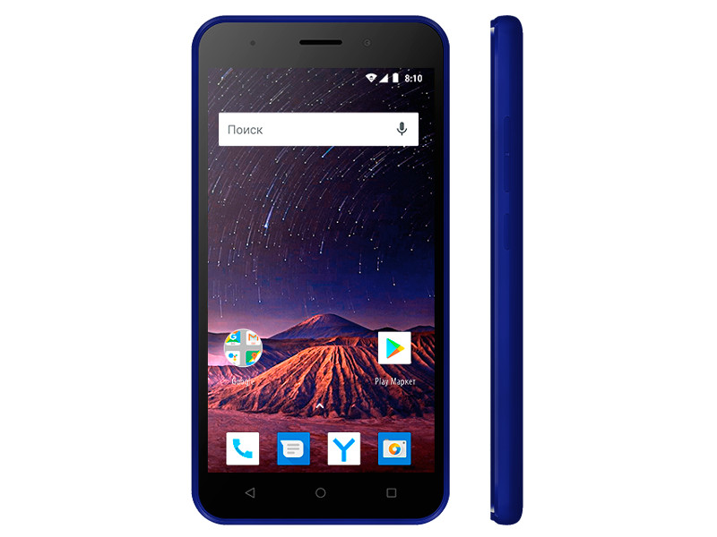 Сотовый телефон VERTEX Impress Luck NFC (4G)