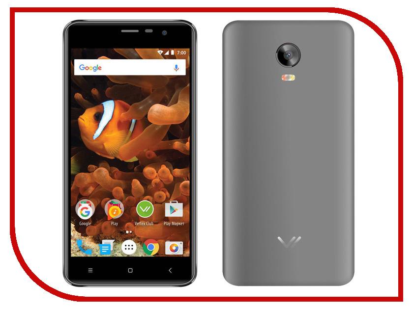 Сотовый телефон VERTEX Impress Reef Graphite телефон