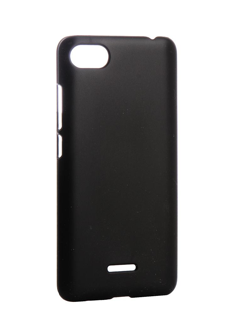 Аксессуар Чехол Zibelino для Xiaomi Redmi 6A Hard Plast Black ZHP-XIA-6A-BLK аксессуар чехол zibelino для vivo y83 y81 hard plast black zhp viv y83 blk