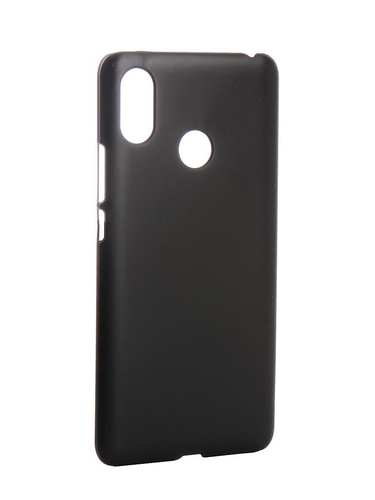 Аксессуар Чехол Zibelino для Xiaomi Mi Max 3 6.9-inch 2018 Hard Plast Black ZHP-XIA-MAX3-BLK стоимость