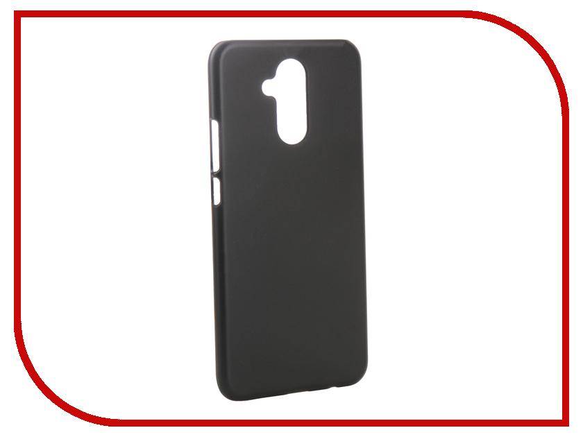 Аксессуар Чехол для Huawei Mate 20 Lite Zibelino Hard Plast Black ZHP-HUA-MAT20LT-BLK защитное стекло caseguru 3d для samsung galaxy s7 edge black