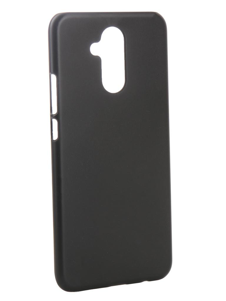 Чехол Zibelino для Huawei Mate 20 Lite Hard Plast Black ZHP-HUA-MAT20LT-BLK