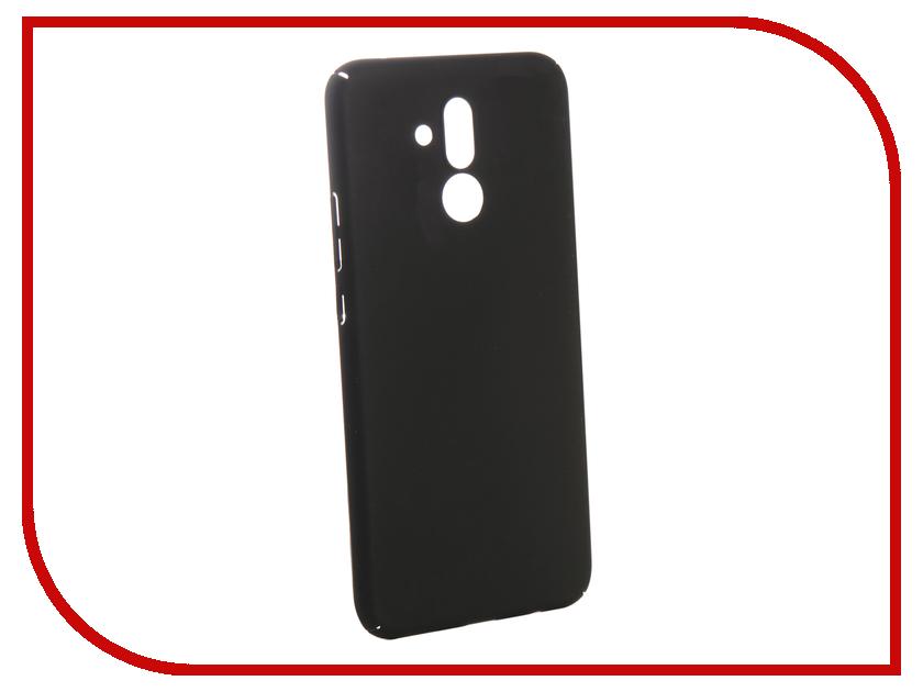Аксессуар Чехол для Huawei Mate 20 Lite Zibelino PC Black ZPC-HUW-MAT20L-BLK аксессуар чехол для huawei y5 prime 2018 zibelino pc black zpc huw y5pr 2018 blk