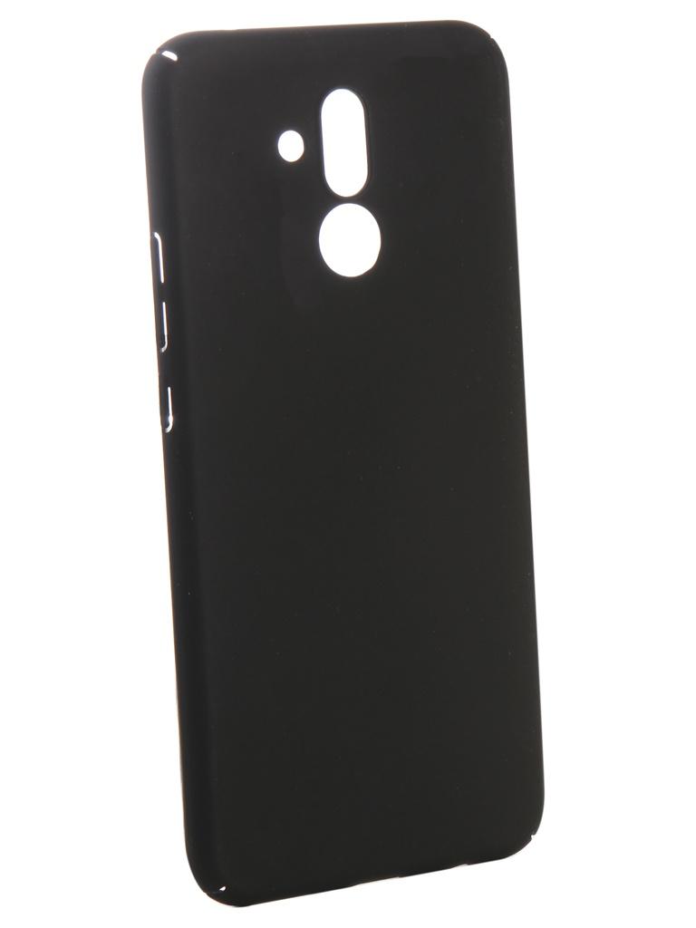 Чехол Zibelino для Huawei Mate 20 Lite PC Black ZPC-HUW-MAT20L-BLK