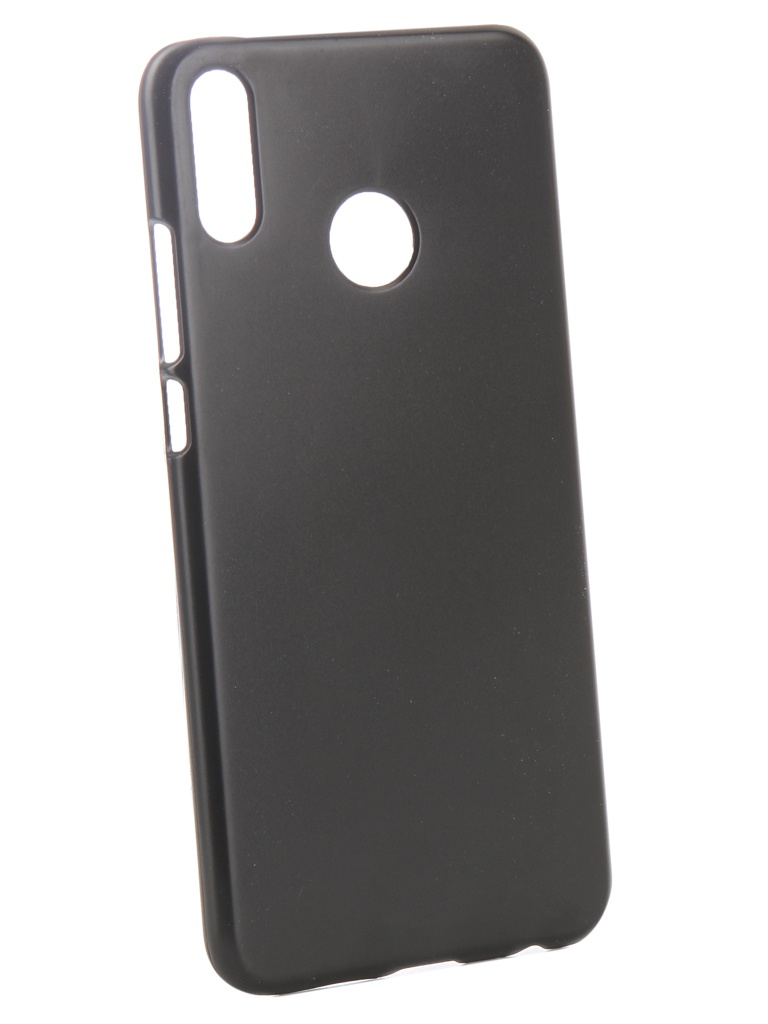 Аксессуар Чехол Zibelino для Honor 8X Hard Plast Black ZHP-HUA-8X-BLK цена