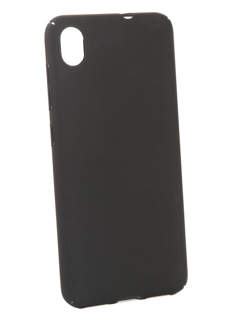Аксессуар Чехол Zibelino для ASUS ZenFone Live L1 ZA550KL/G552KL PC Black ZPC-ASU-ZA550KL-BLK аксессуар чехол asus zenfone 3 ze520kl zibelino classico zcl asu ze520kl blk