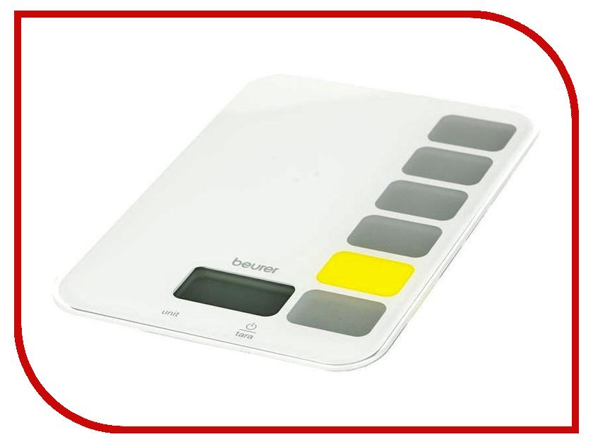 Весы Beurer KS 19 White