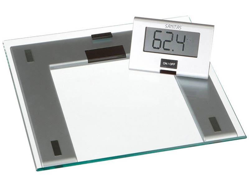 Весы напольные Sanitas SGS 43 Ir Remote