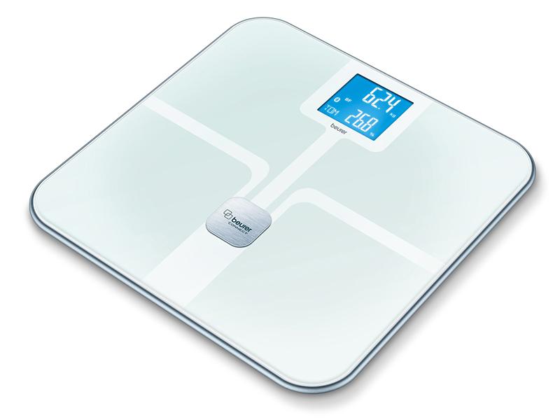 Весы напольные Beurer BF800 White