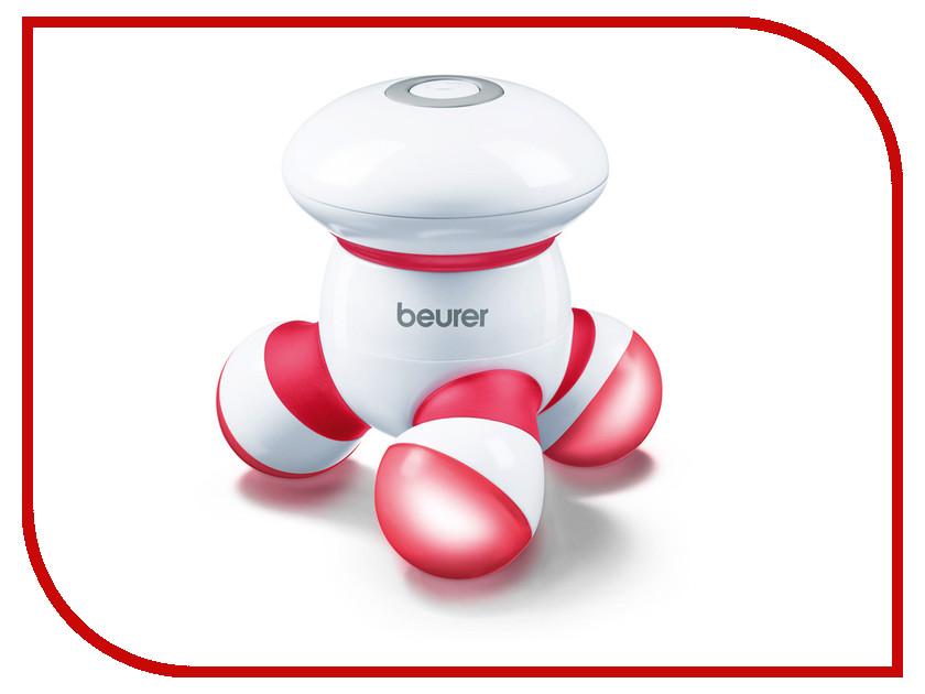 Массажер Beurer MG16 Red массажер аппарат beurer массажная подушка mg520 beurer коричневая