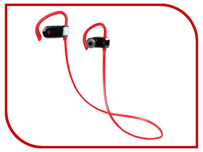 TTEC 2KM118K Bluetooth Red TEC-8694470665269 аккумулятор ttec 2bb122b 4000mah white tec 8694470601946