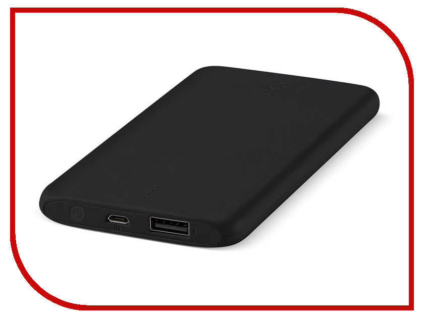 Аккумулятор ttec PowerSlim 5000 mAh Black 2BB132S аккумулятор ttec powerslim 10000 mah 2bb133b white tec 8694470643656