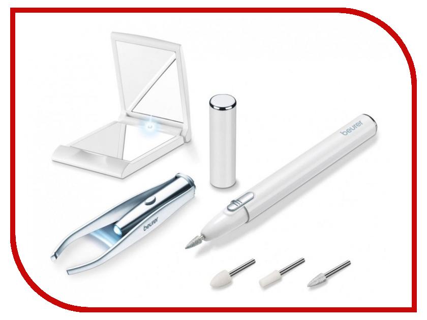 Косметический набор Beurer MP05 + HL05 + BS05 bbk bs05 lime silver