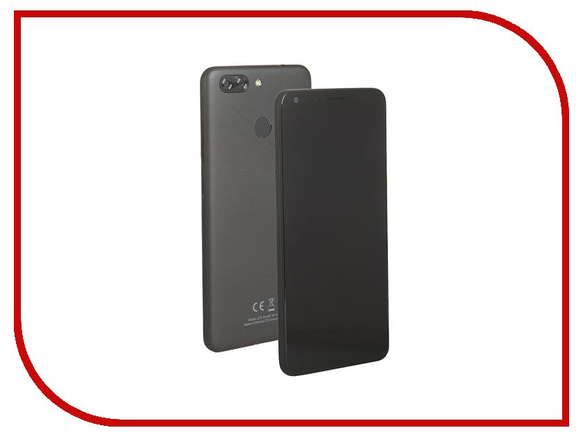 Сотовый телефон ZTE Blade V9 Vita 16Gb LTE Black мобильный телефон zte blade v9 vita 16gb черный