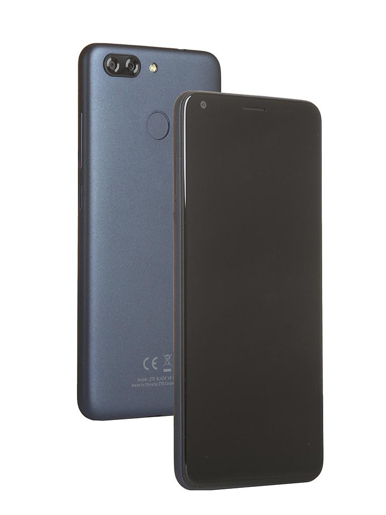Сотовый телефон ZTE Blade V9 Vita 3/32GB Blue телефон