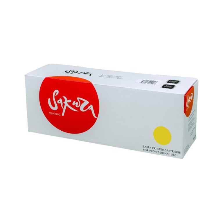 Картридж Sakura TK8115Y Yellow для Kyocera Mita ECOSYS M8124cidn/M8130cidn 6000k
