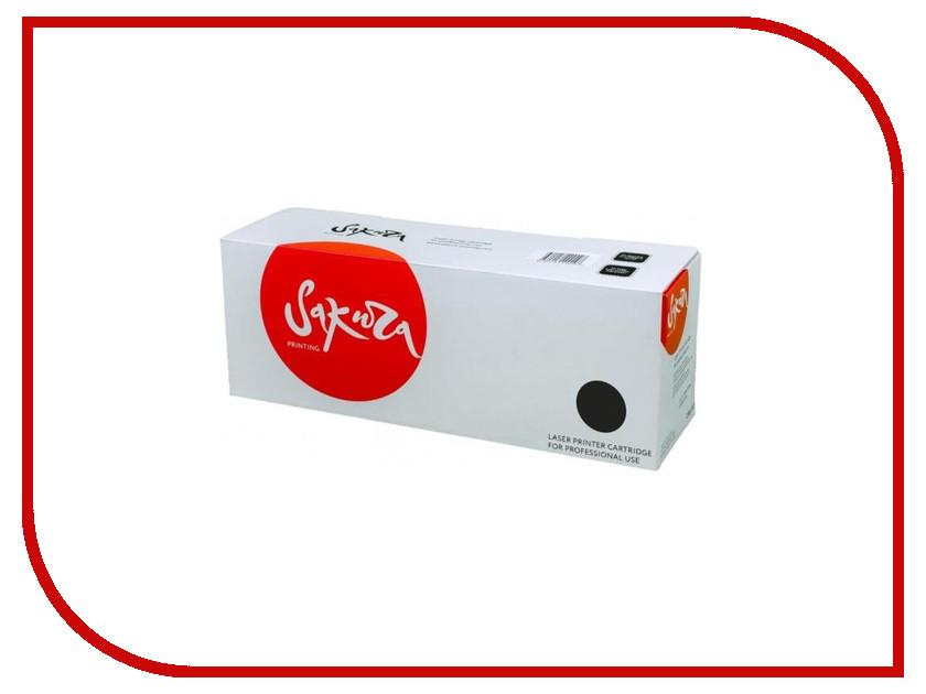 Картридж Sakura TK8115K Black для Kyocera Mita ECOSYS M8124cidn/M8130cidn 12000k