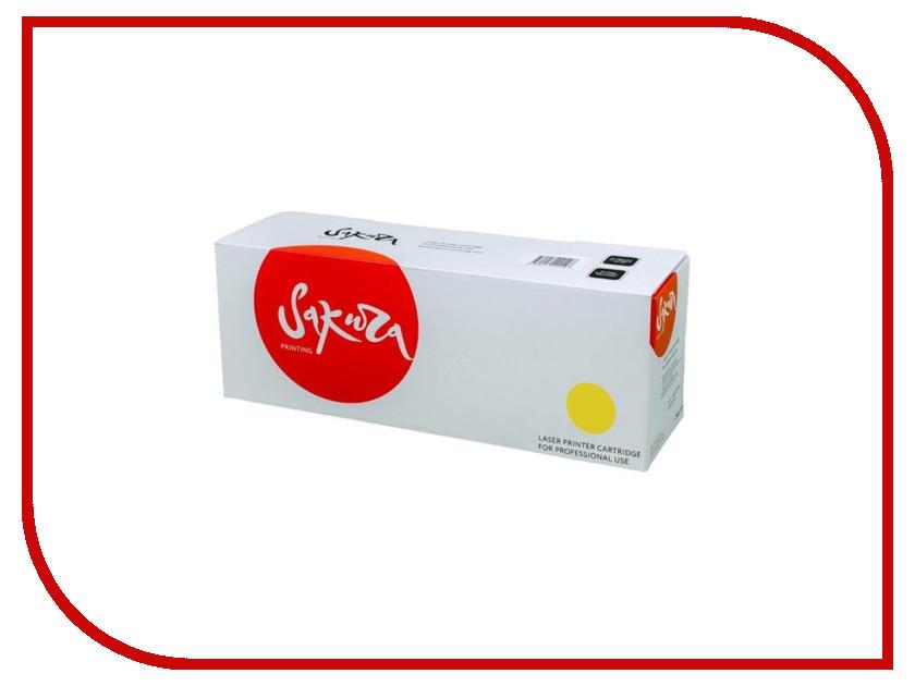 Картридж Sakura TK5150Y Yellow для Kyocera Mita ECOSYS P6035cdn/M6035cidn/M6535cidn 10000k