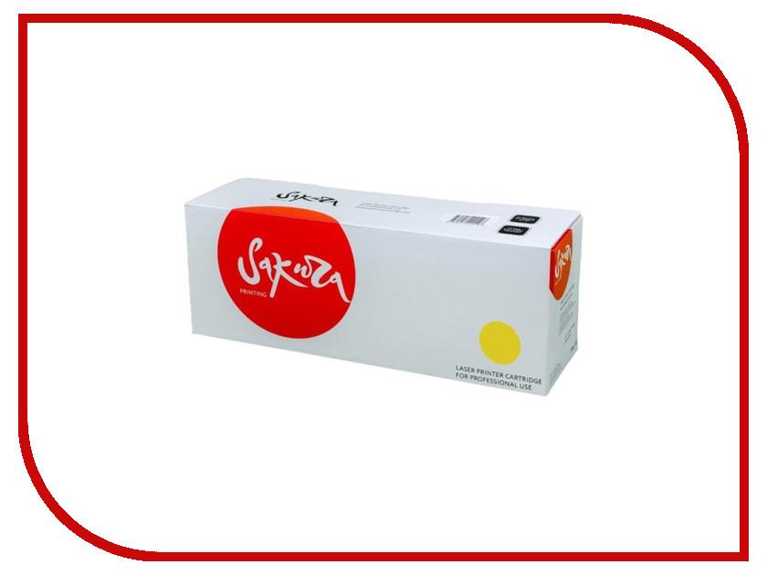 Картридж Sakura TK560Y Yellow для Kyocera Mita FS-C5300DN/FS-C5350DN / ECOSYS 6030cdn 10000k new original kyocera 302hn94070 dc motor assy y for fs c5100dn c5200dn c5300dn c5350dn