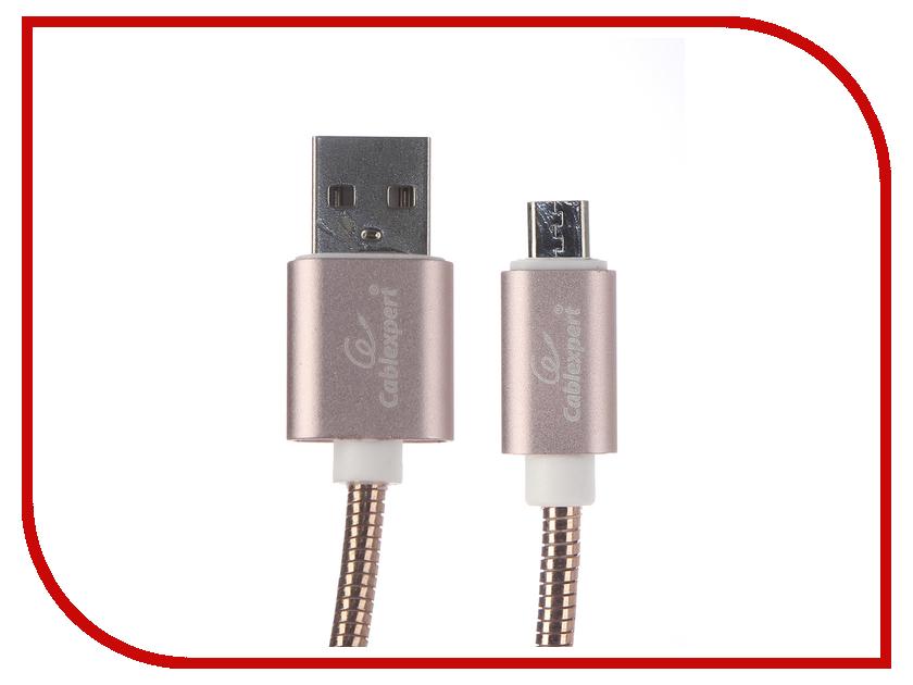 Аксессуар Gembird Cablexpert USB AM/microBM 1m Gold CC-G-mUSB02Cu-1M 2mm 3mm 4mm 5mm khxc 1m insulation heat shrink tubing