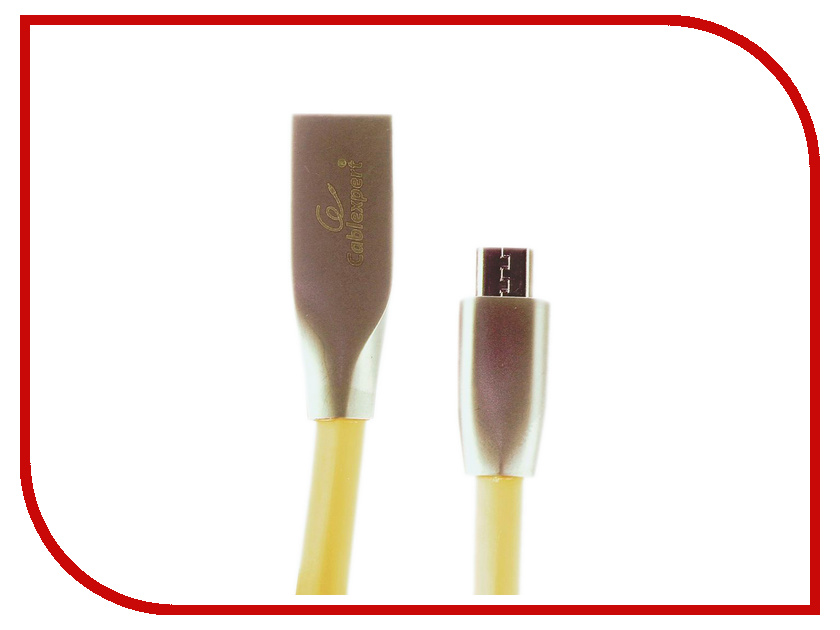 Аксессуар Gembird Cablexpert USB AM/Type-C 1m Gold CC-G-USBC01Gd-1M аксессуар gembird cablexpert usb 3 1 type c usb 3 1 type c 1m ccp usb3 1 cmcm 1m