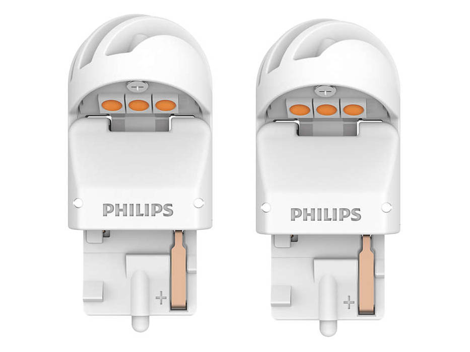 Лампа Philips X-treme Ultinon LED WY21W 12V-LED 21W W3x16d + CANbus CEA 11065XUAXM