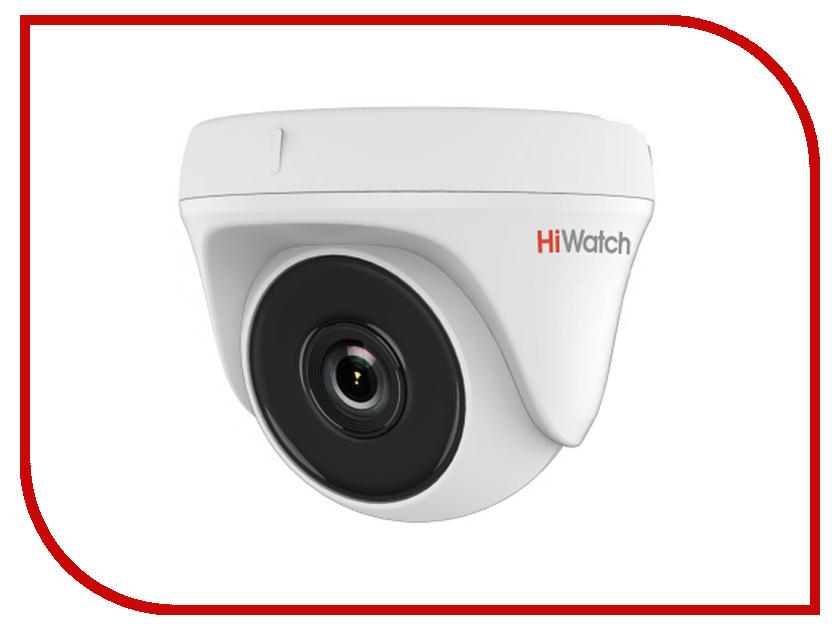 Аналоговая камера HiWatch DS-T133 3.6mm аналоговая камера hiwatch ds t100 2 8mm