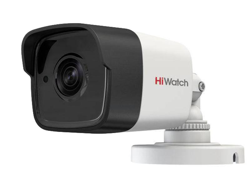 Аналоговая камера HiWatch DS-T500(B) 2.8mm