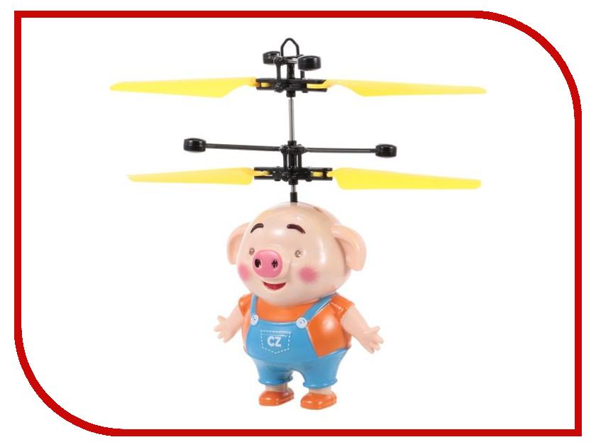 Игрушка СмеХторг Летающий поросёнок игрушка смехторг скользун большой в ассортименте